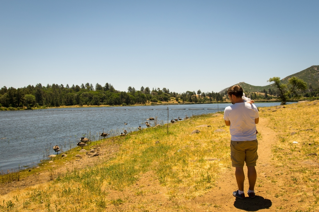 Cuyamaca Lake